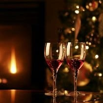 Christmas and New Year at The Bedford Hotel, Tavistock, Devon
